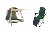 used-camping-tents-equipment-reuse-recycle-store-kagoshima