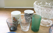 used-glassware-tableware-reuse-recycle-store-kagoshima