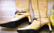 used-ladies-boots-shoes-reuse-recycle-store-kagoshima